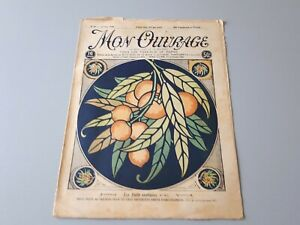 Revue-ancienne-broderie-Mon-Ouvrage-1926-N-80