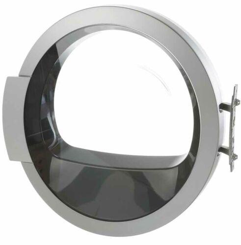 Frontscheibe Scharnier Haken für Trockner Tür BOSCH 11012069 kpl mit Türring