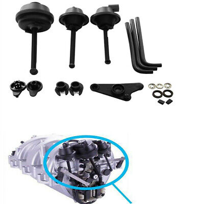 M272 M273 Mercedes Benz Intake Manifold Air Flap Repair Kit C230 C280 C300 ML35