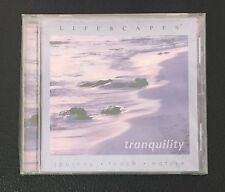 Lifescapes - Tranquility: Journey, Touch, Nature AUDIO CD 8 Tracks NEW SEALED