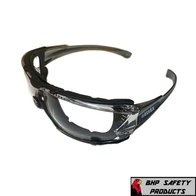 Elvex Go Specs Iv Clear Anti Fog Safety Glasses Gg16caf For Sale Online Ebay