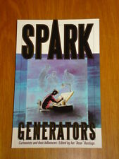 Spark generadores SLG Publishing Scott Morse Novela Gráfica 0943151511