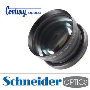 CENTURY-VS-16TC-DVX-Panasonic-DVX100-102-Tele-Konverter-Vorsatz