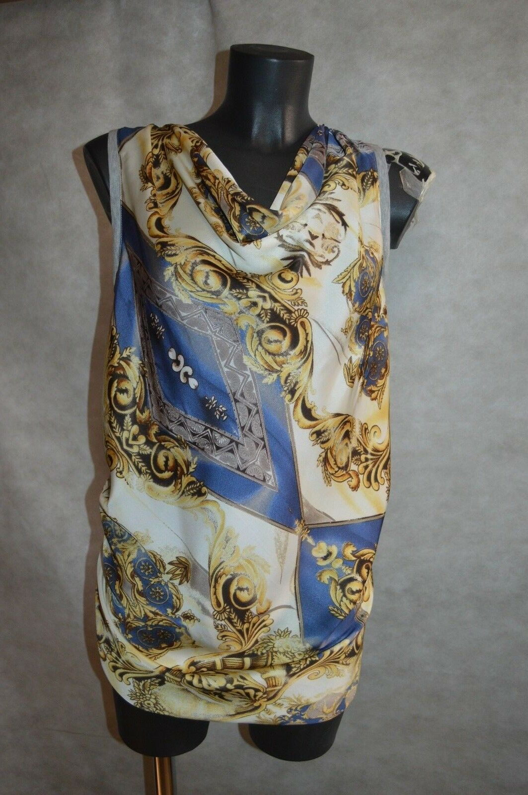 Dress or Tunic Liu Jo Jeans 30 L   Dress Dress   Abito   Vestido Bimaterial