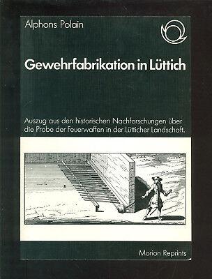 Gewehrfabrikation In Lüttich 1864