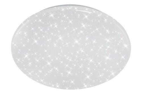 LED Deckenleuchte Peters-Living 6469959 Wohnraumlampe Sternenhimmeleffekt 15W
