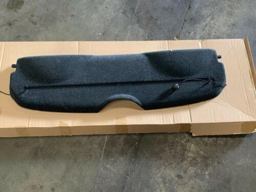 BMW Mini Cooper One R50 vitre arrière colis étagère bordure Panther Black 1514023