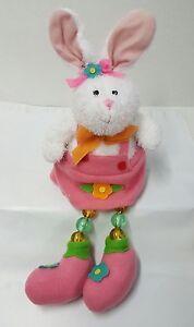 Avon-Light-Up-Easter-Bunny-Shelf-Sitter-Girl