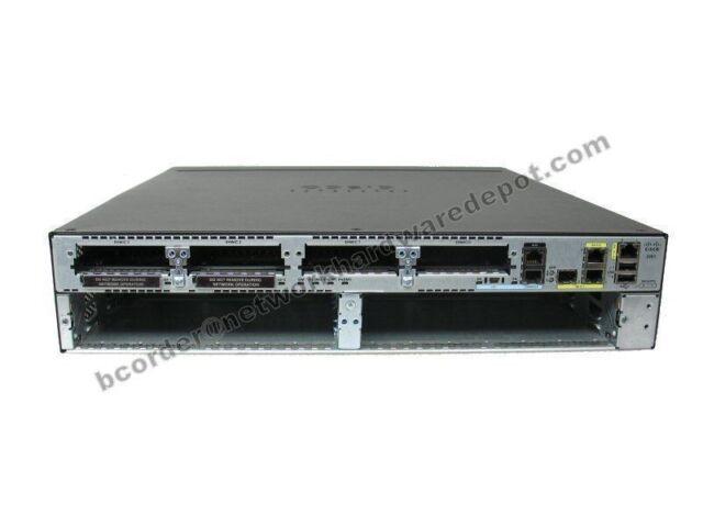 CISCO 2951 Voice/sécurité Routeur CISCO 2951 VSEC/K9 C2951-VSEC/K9 1 an de garantie