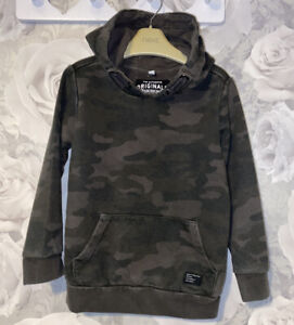 Boys Age 4-5 Years - M&S Hooded Top