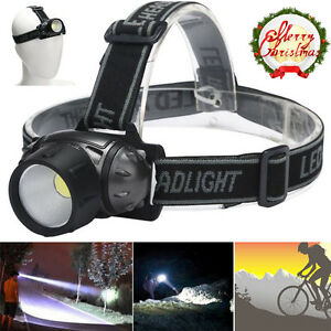 XM-L-T6-LED-Headlamp-Adjustable-Headlight-Flashlight-Head-Light-Lamp-Torch