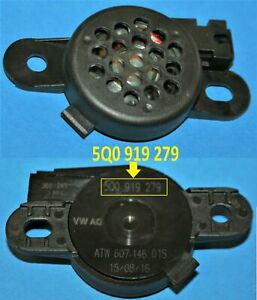 VW-Sirroco-Reversing-Alarm-Warning-Buzzer-5Q0919279