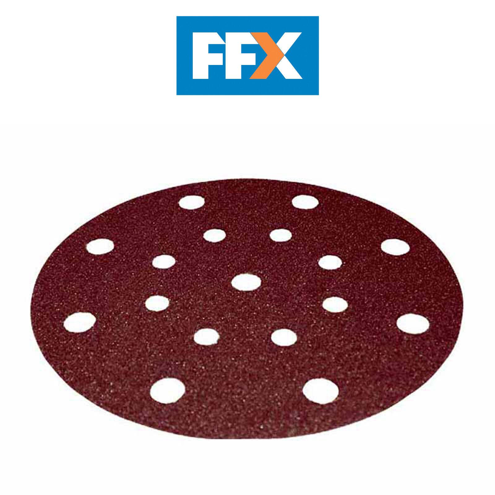 Red Festool STF D150//16 P100 RU2//10 Sanding Discs Pack of 10