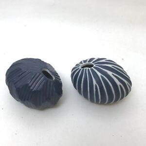 2-Pcs-Modern-Ceramic-Vase-Handmade-Art-Classic-Design-Vintage-Decor-Flower-Home