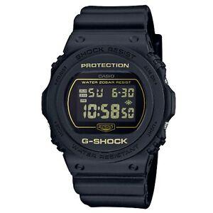 Casio-G-Shock-Metallic-Mirror-Digital-Watch-Black-Gold