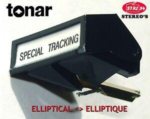 VN35E Stylus Pointe Lecture ELLIPTIQUE TONAR JP pour SHURE V15 III DUAL DN352