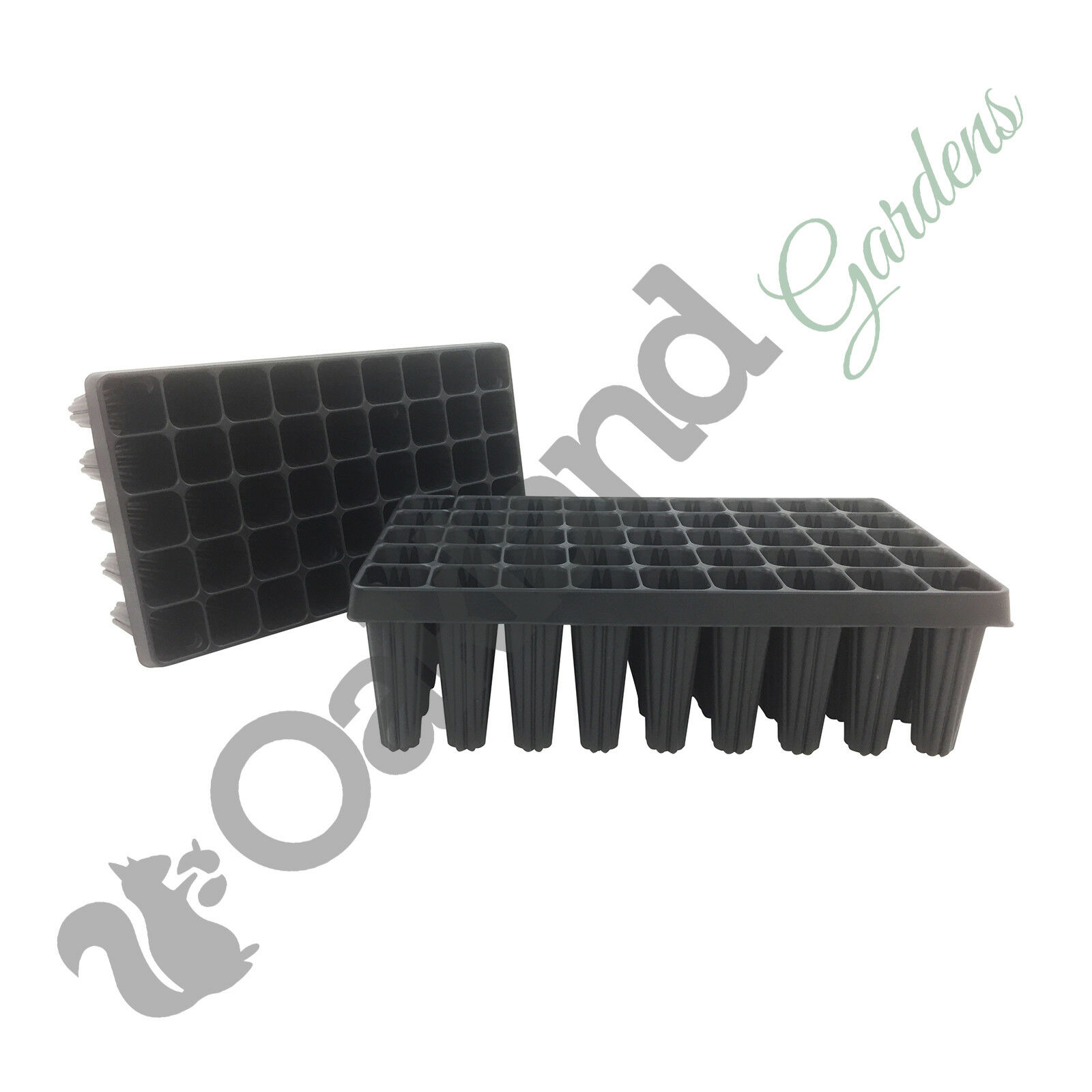 9 x 45 Cell Deep Rootrainers Plug Plant Seed Tray Root trainers Extra Large