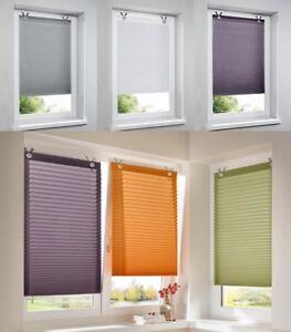 heine-home-Raffrollo-verschiedene-Farben-amp-Groessen-blickdicht-Ohne-Bohren