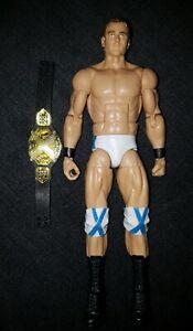 WWE-Custom-Elite-DREW-MCINTYRE-Galloway-NXT-TNA-NJPW-ROH-IMPACT-NWA-loose-Evolve