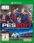 Pro Evolution Soccer 2017 (Microsoft Xbox One, 2016)
