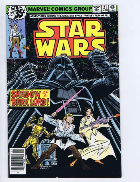 Star Wars #21 Marvel 1979