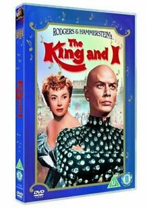 The-King-and-I-DVD-1956-DVD-Region-2