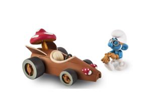 Les Schtroumpfs - le Champion Schlumpfmobil Figurine & Vous Neuf (L)