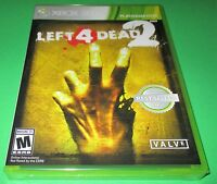 Left 4 Dead 2 (microsoft Xbox 360 Factory Sealed Free Shipping