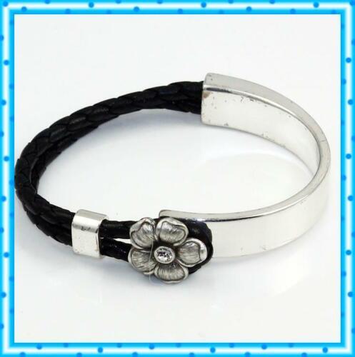 Brighton Demi Lune Flower Bracelet