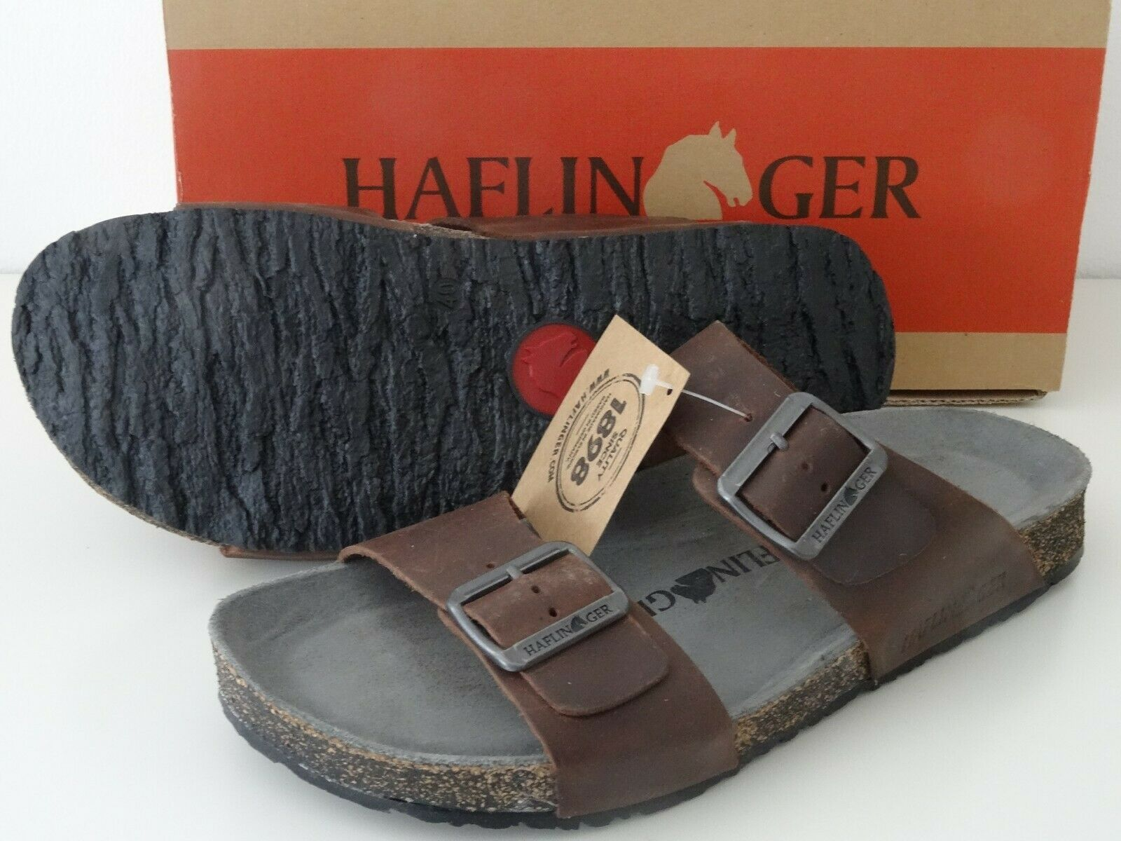 HAFLINGER ANDREA 43/M10 New! Brown