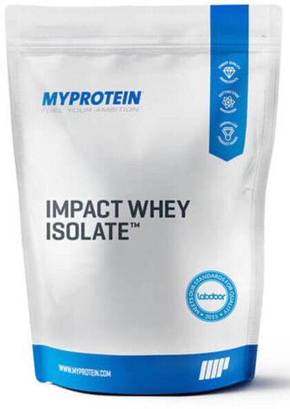 MyProtein Impact Whey Isolate Protein Eiweiß 2,5kg Chocolate Peanut Isolat