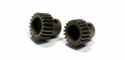 Buono Tamiya Rc Model 48 Pitch R/c Hobby Pinion Gear (20t, 21t) 53966 In Molti Stili