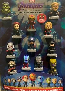 Pick-Ur-Favorite-McDonald-039-s-2019-Marvel-Avengers-Endgame-Happy-Meal-Toys-New