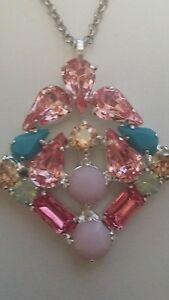 Exciting-Pastel-Diamante-Pendant-Made-in-UK