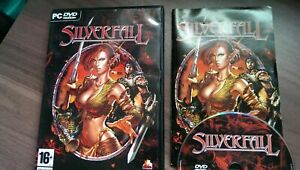 SILVERFALL-PC-CD-ROM-Boxed-With-Manual-PC-RPG-GAME