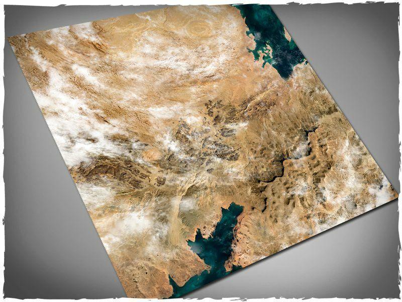 Deep Cut Studio Wargiocos Terrain Stuoia Orbitale Dunes 4x4 Gioca Map Dropfleet