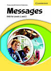 Messages Level 1 and 2 Video DVD (PAL/NTSCO) with Activity Booklet by Peter Walton, EFS Television Production (Mixed media product, 2006)