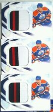 wOw! 1x /35 JORDAN EBERLE ROOKIE ULTIMATE DEBUT THREADS JERSEY JUMBO PATCH 10 11