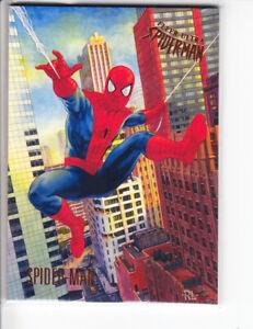 2017 Fleer Ultra Spider-Man eX e-X Century Insert You Pick Finish Your Set