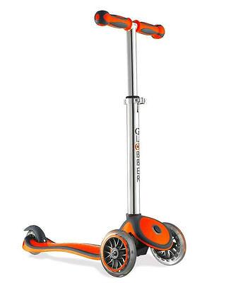 Самокат Globber My Free Orange Y-Scoo R-Toys (Р-Тойз)