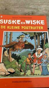 SUSKE-EN-WISKE-de-kleine-postruiter