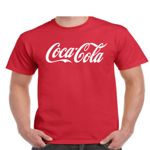 Coke-Coca-Cola-Logo-T-Shirt