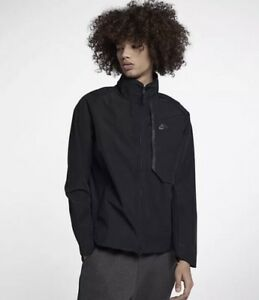 b3ceaa909 Nike Sportswear Tech Shield Jacket Black 914082-010 Men's Small NWT ...