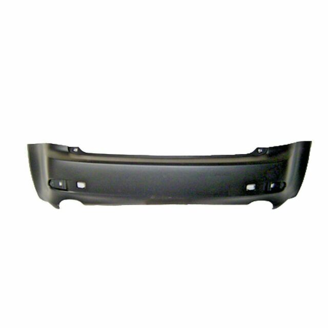 NEW Primered Rear Bumper Cover for 2006 2007 2008 Lexus IS250 IS350 IS 250 350
