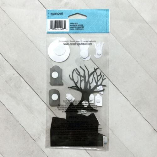 Halloween Stickers Dimensional Sticko Jolee/'s Scrapbook Card Embellishments