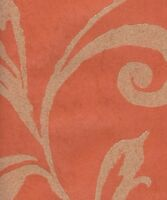 Wallpaper Designer Sand Texture Orange Beige Modern