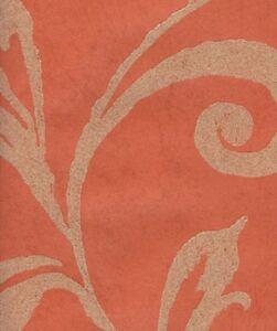 Wallpaper-Designer-Sand-Texture-Orange-Beige-Modern