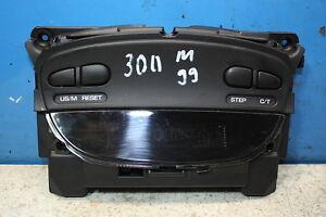 Chrysler-300M-Horloge-Numerique-Affichage-Eclairage-Interieur-avant-Haut
