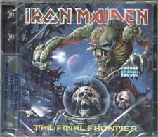 Iron Maiden The Final Frontier CD 1st Press Brazil Limited 15000 Copies Aa15000