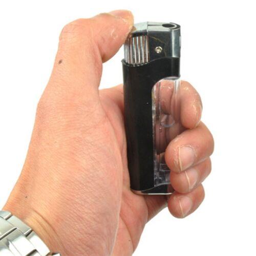 Elektrischer Schock Feuerzeuge Streich Witz Spielzeug Gadget Trick Gag Gift DE